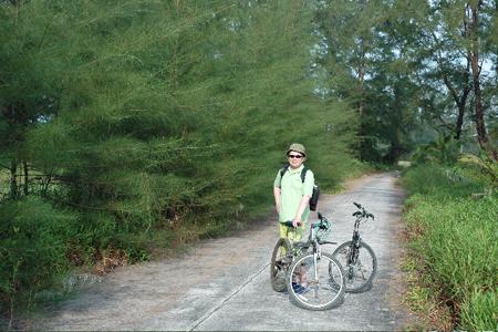 Fahrrad Asien
