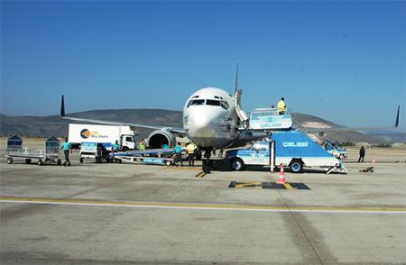 Flughafen Bodrum