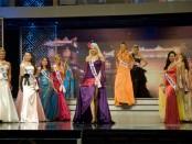 Finale MrsWorld 2009 Elischeba Wilde