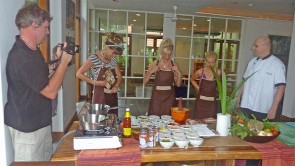 Thailand kochen