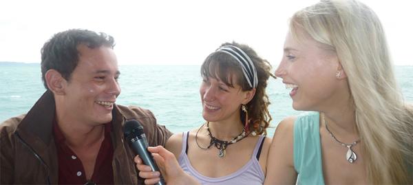 tauchlehrer_alex im Interview mit Elischeba