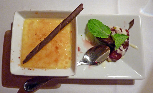 dessert im gop