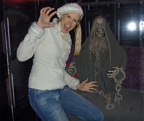 Elischeba auf der Ghost Tour