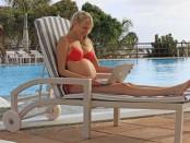 Elischeba schwanger im 6. Monat auf Lanzarite