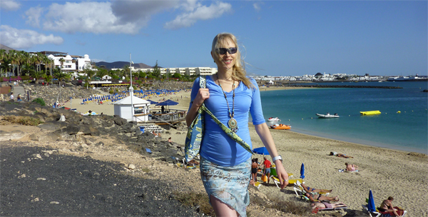 Elischeba auf Lanzarote