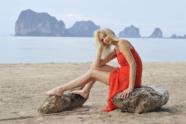 Elischeba in Thailand Dezember 2011