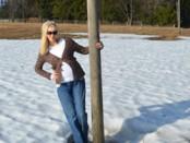 elischeba im osterzgebirge im schnee