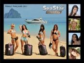 Bikinischoenheiten in Thailand