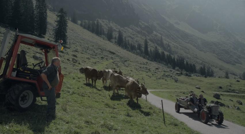 Schweiz Tourismus Traditionen 1