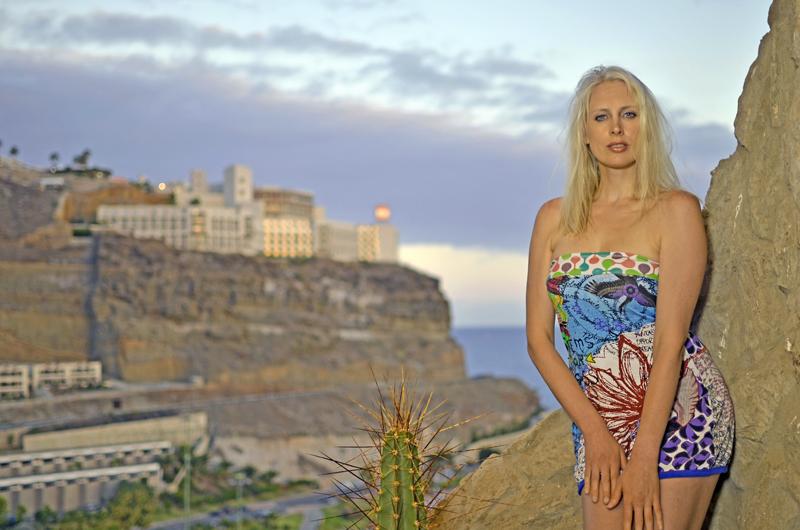 Gewinnspiel Elischeba auf Gran Canaria