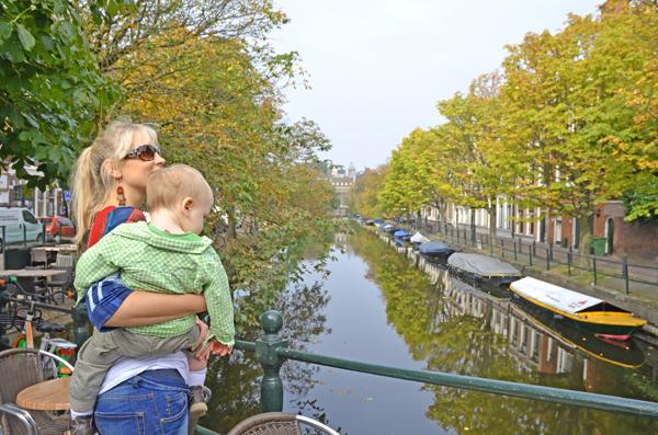 Den Haag im Herbst