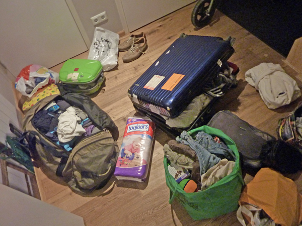 Packstress