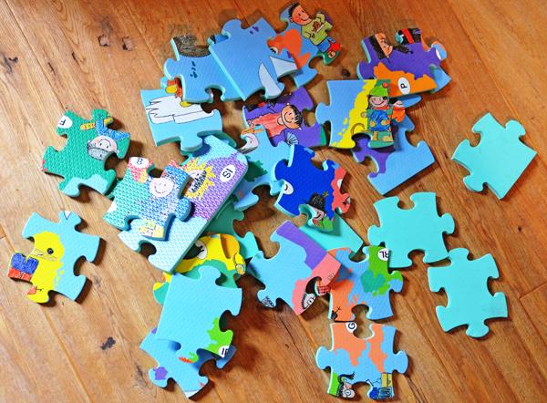 bilder zu puzzle machen