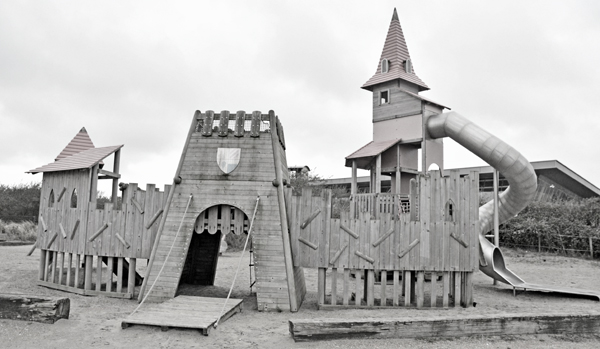 Spielplatz Zeeland