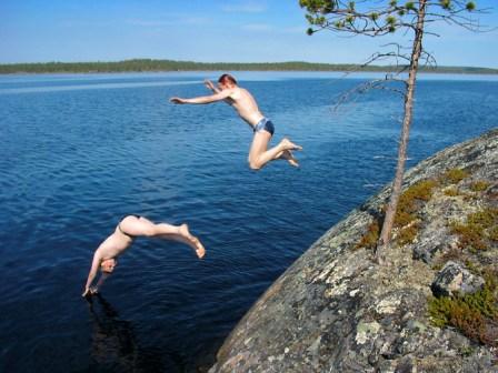 Urlaub in Finnland - Fährreisen mit Finnlines