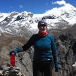 Interview mit einer Bergsteigerin