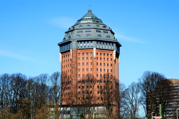 Hamburg Wasserturm Hotel
