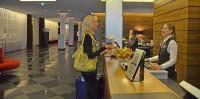 Eine Nacht im Mövenpick Hotel in Stuttgart am Flughafen