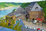 Königliches Schlossfeeling in St. Goar