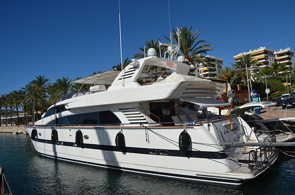 Yacht Mallorca 2014
