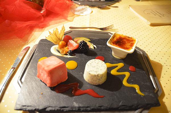 Dessert Gravenberg