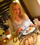 Schieferplatten und romantisches Dinner im bergischen Land