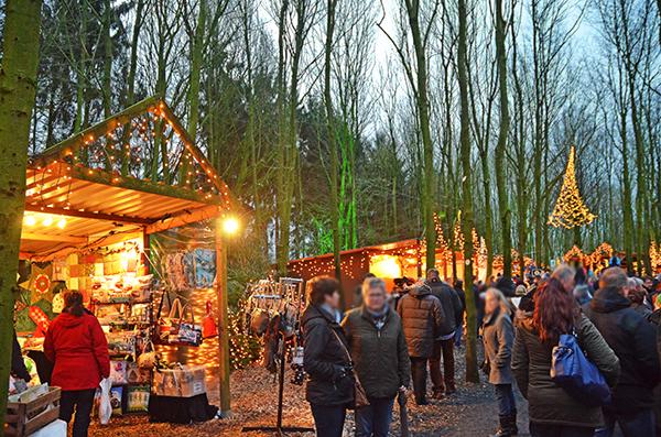waldweihnachtsmarktvelen