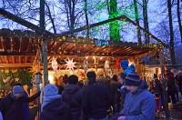 Waldweihnachtsmarkt in Velen ? unser heutiger Besuch