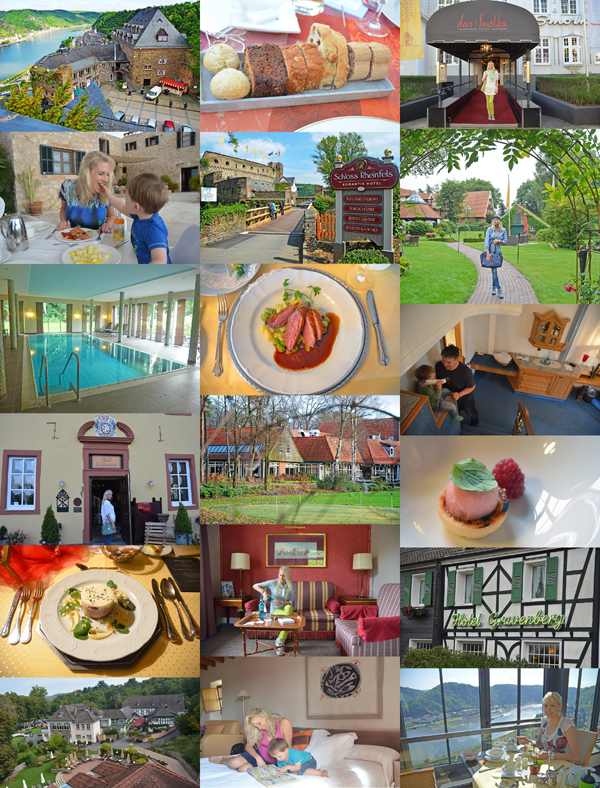 Collage Romantik Hotels