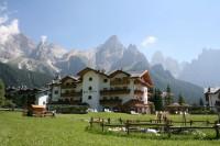 Familienurlaub in den Dolomiten für anspruchsvolle Gäste