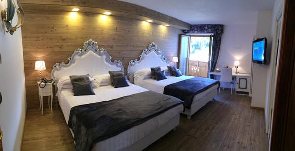 Vienna Hotel Zimmer