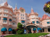 Disneyland Park Eingang