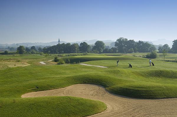 Hartl Golf Resort Bad Griesbach, Juni 2006 Beckenbauer Golf Course Jaguar Golf Course