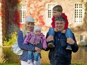 Elischeba Wilde mit Family