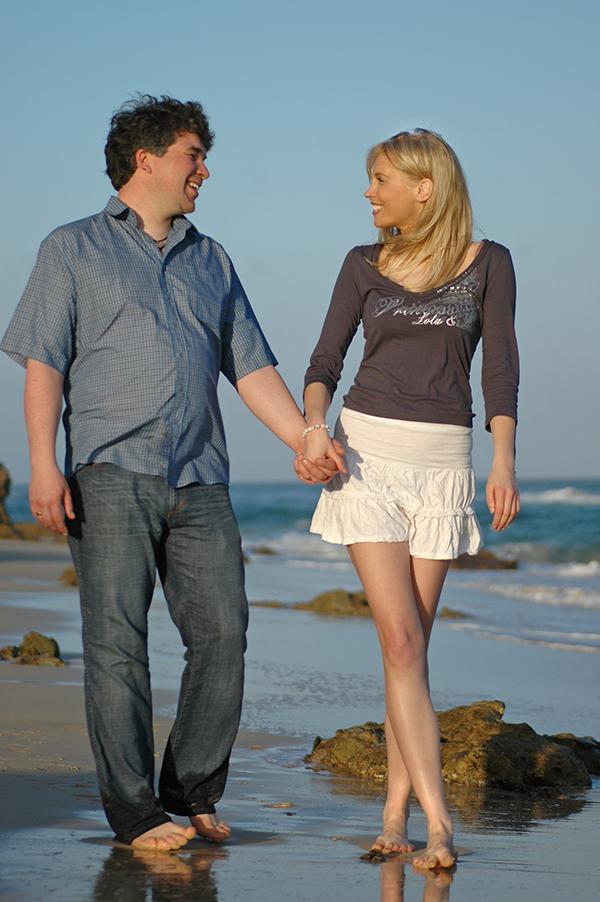 Elischeba und Pierre auf Fuerteventura 2007