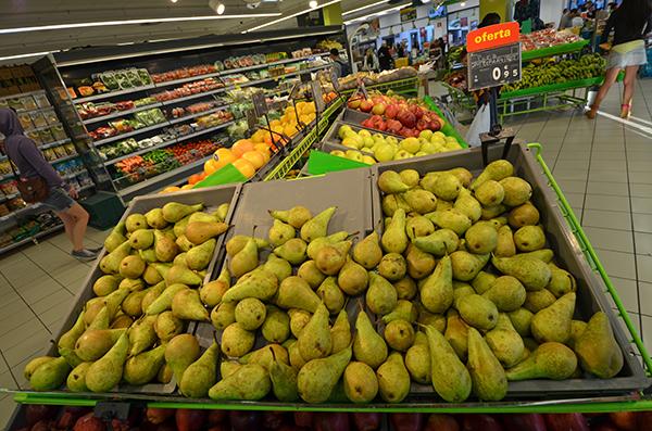 supermarkt corralejo