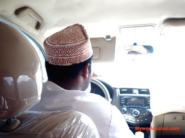 Mit Mohammed durch den Oman, Myworldslad