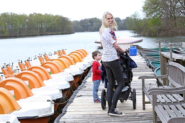 Haltern am See bootfahren