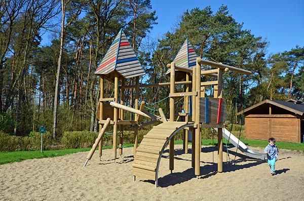 Spielplatz Jugendherberge