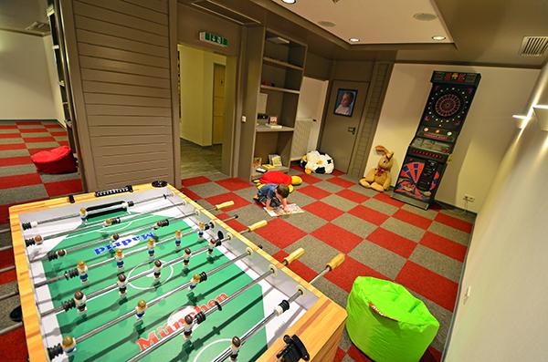 Spielzimmer Hotel Diehlberg