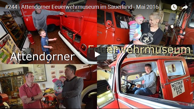 ElischebaTV_244_640x360 Attendorner Feuerwehrmuseum im Sauerland