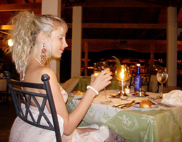 Elischeba - Seychellen Dinner