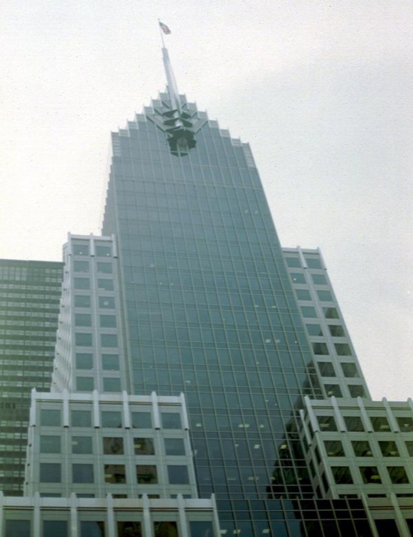 NYC Y2K Skyscraper