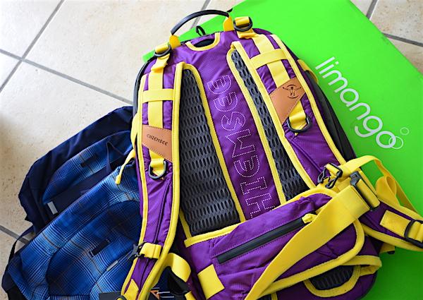rucksack lila