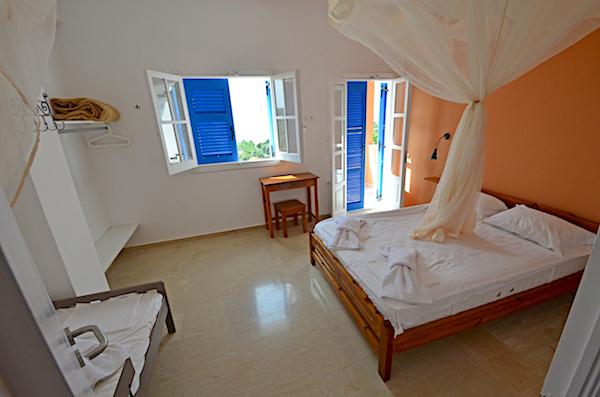 Schlafzimmer Korfu ReNatour