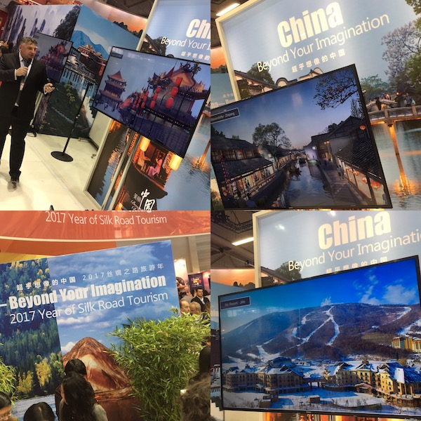 China Reisen 2017