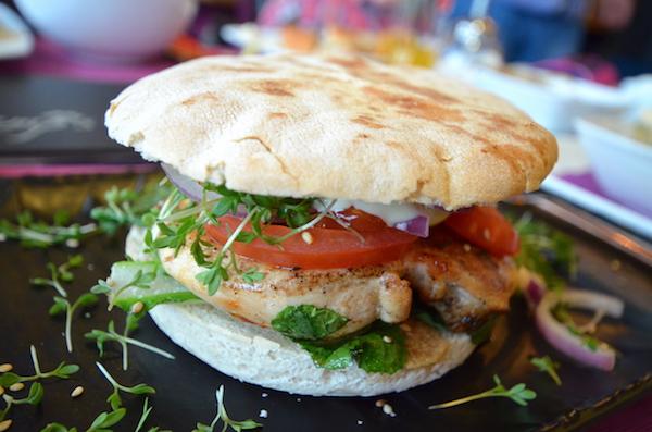 Bistro Kamp Hotel Burger