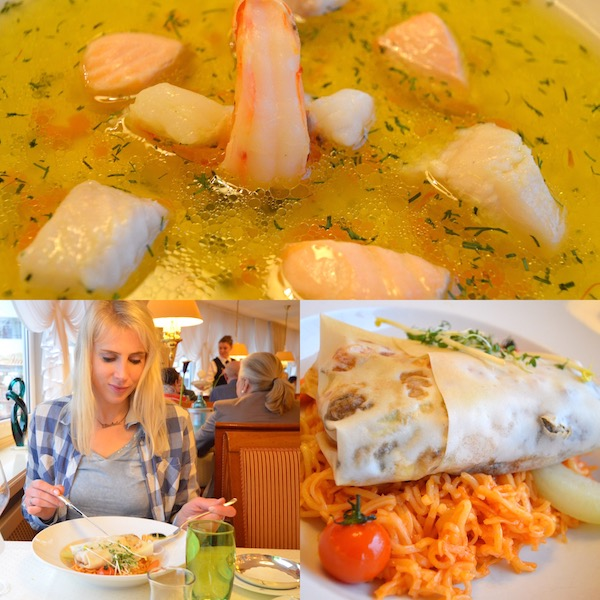 Restaurant Vier Jahreszeiten Cuxhaven