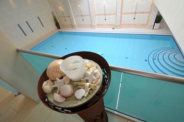 Schwimmbad Kamp Hotel