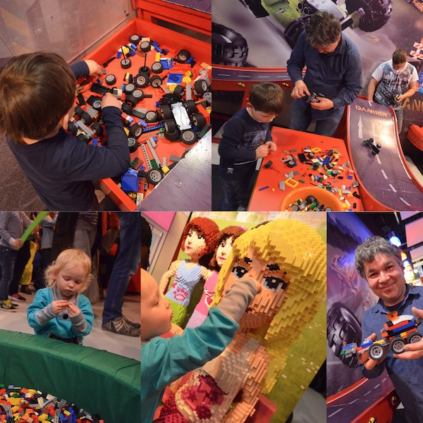Indoor Spielzentrum Lego